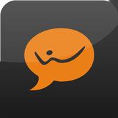 Wind Talk (App ufficiale Wind) icon