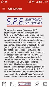 SPE Elettronica 2.0 apk screenshot