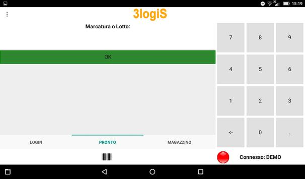 Ready 3logiS screenshot 14