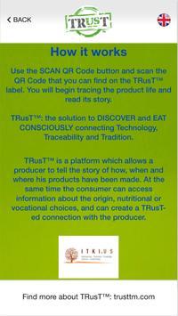 TRusT TM apk screenshot