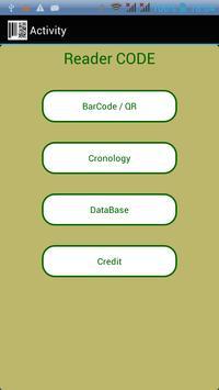 QR BarCode Reader poster