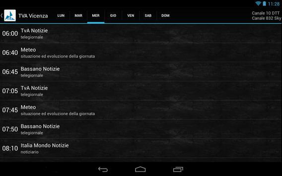 TVApp apk screenshot