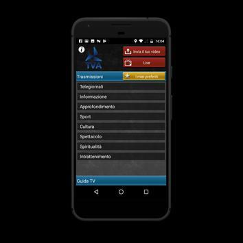 TVApp screenshot 1