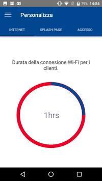 TIM Wi-Fi Power APP apk screenshot