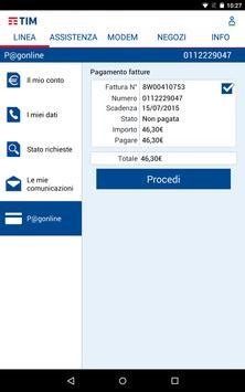 MyTIM Fisso screenshot 11