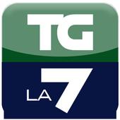 TG La7 Mobile icon
