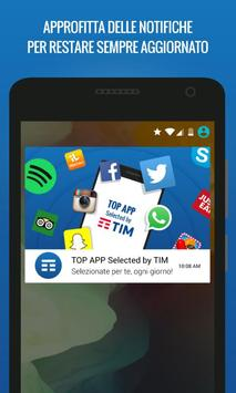 13 Schermata The App selection by TIM