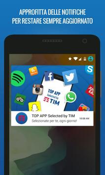 12 Schermata The App selection by TIM
