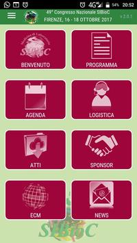 Congresso SIBioC apk screenshot