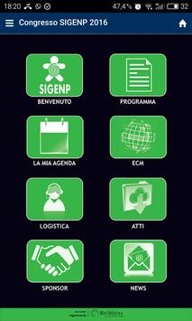 Congresso SIGENP poster