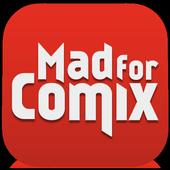 MadForComix icon