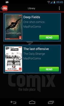 MadForComix apk screenshot