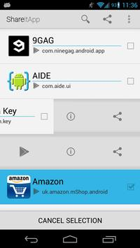 ShareItApp apk screenshot