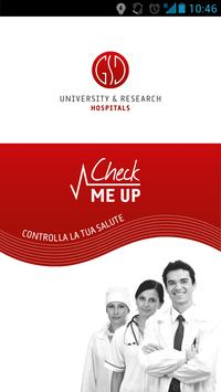 CheckMeUp apk screenshot