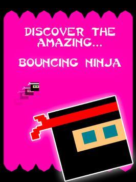 Bouncy Ninja poster