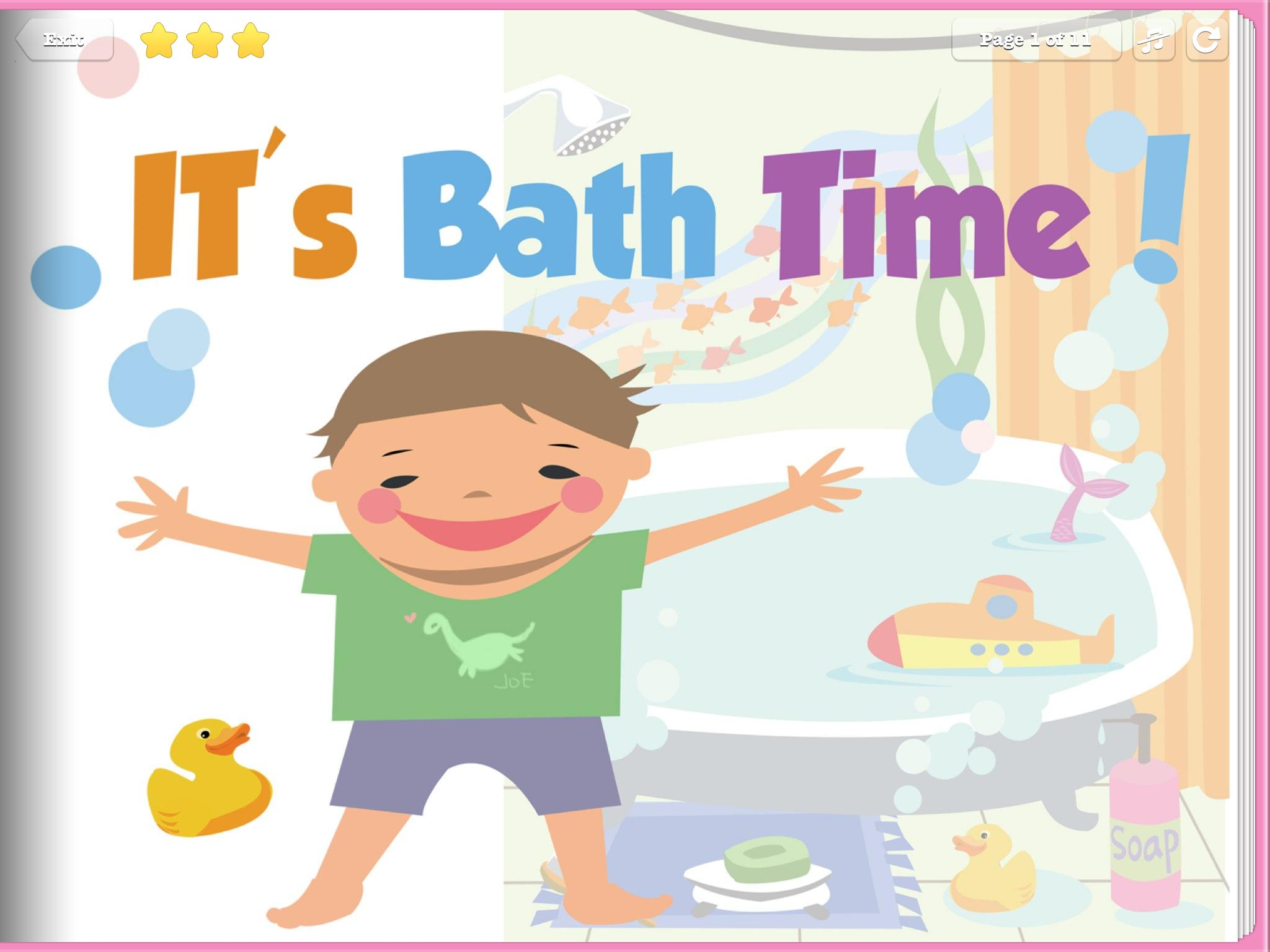 Bath Games For Kids For Android Apk Download