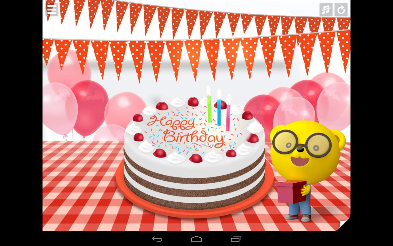 Make A Birthday Cake With Eddy Apk Download Free Educational Game