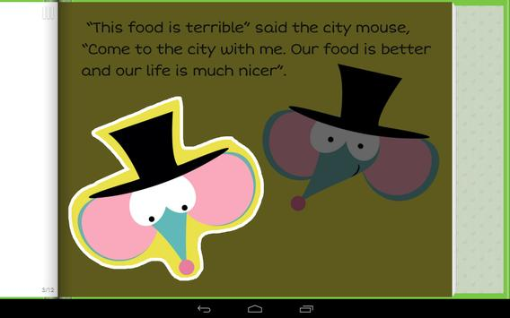 City Mouse and Country Mouse apk screenshot