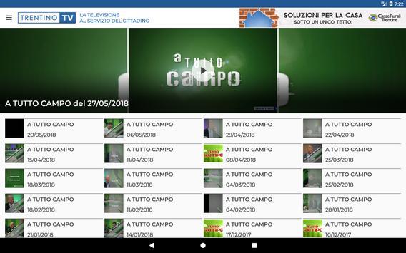 Trentino Televisione screenshot 11