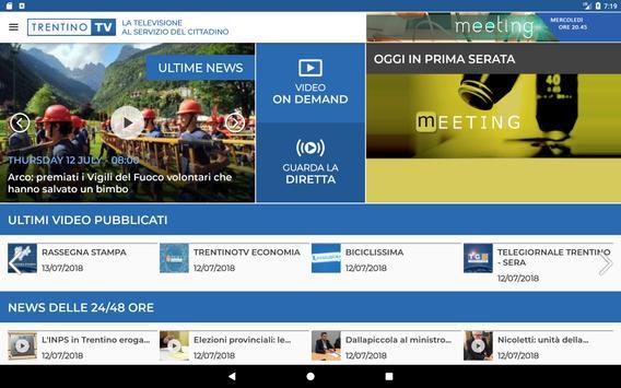 Trentino Televisione screenshot 13