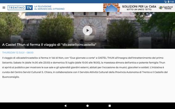 Trentino TV screenshot 16