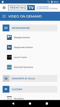 Trentino Televisione screenshot 2