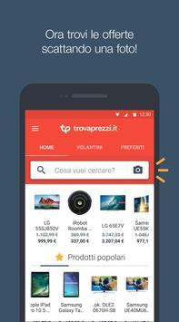 Trovaprezzi - Negozi, Volantini, Shopping Online poster