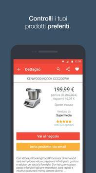 Trovaprezzi - Negozi, Volantini, Shopping Online apk screenshot