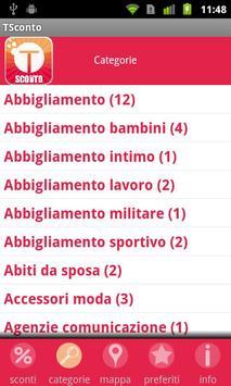 T-Sconto apk screenshot