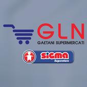 GLN Supermercati icon