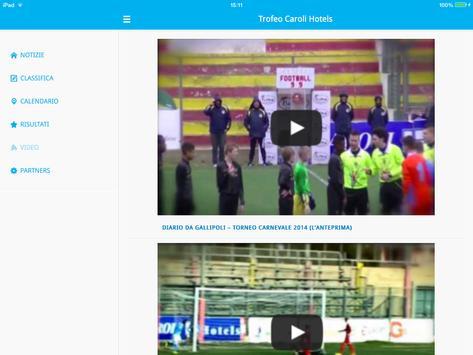 Trofeo Caroli Hotels screenshot 4