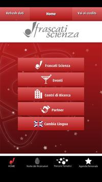 Frascati Scienza apk screenshot