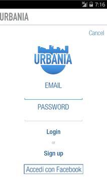 Urbania poster