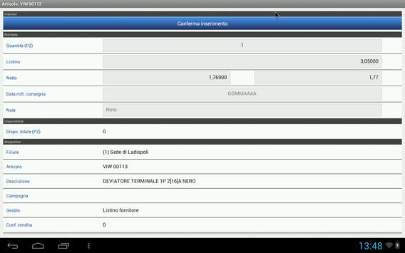 Eda B2B apk screenshot