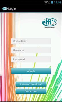 Elfi Mobile Order poster