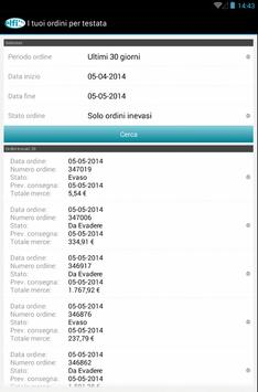 Elfi Mobile Order apk screenshot