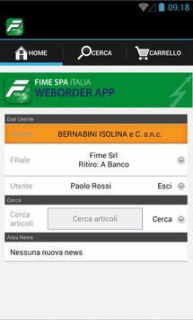 Fime Italia apk screenshot