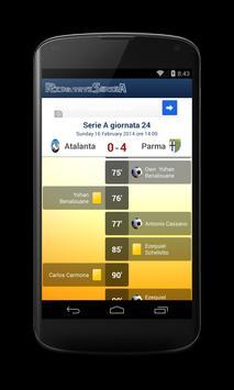 Risultati Serie A screenshot 3