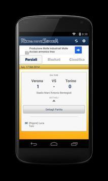 Risultati Serie A screenshot 5
