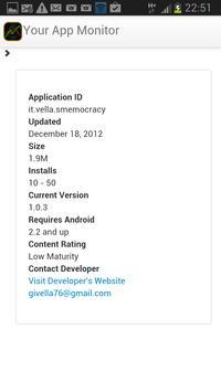 Check Your App apk screenshot
