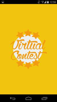 Virtual Contest poster