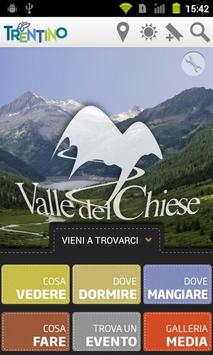 Valle del Chiese Travel Guide poster