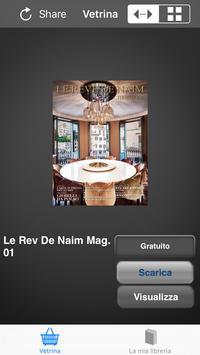 Le Reve de Naim Magazine poster
