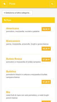 Pizzeria al Girasole screenshot 2