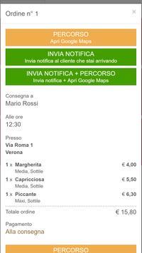 xMenu Gestione Ordini screenshot 2