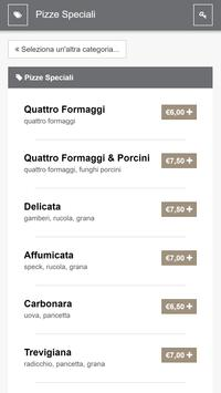 La Pizzetta screenshot 2