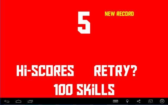 3 Schermata 100 Skills