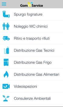 GomService Ambiente Consulenza screenshot 3