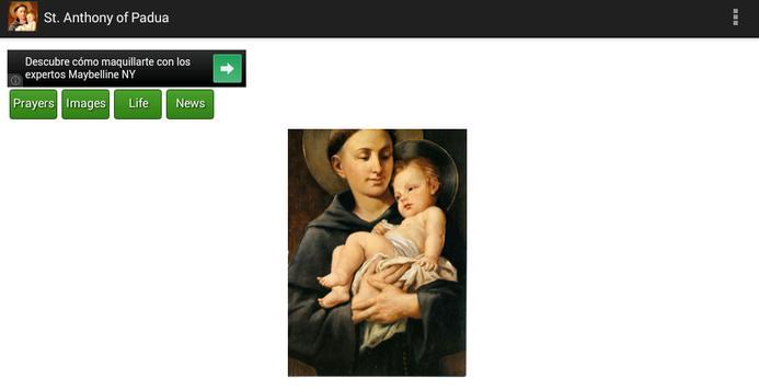 St. Anthony of Padua screenshot 3