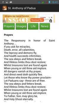 St. Anthony of Padua screenshot 1